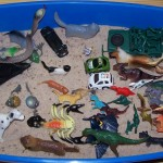 Art & Play Therapy Sandtray
